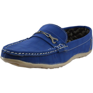 ReSnap Outdoor Blue Loafer's Slip On