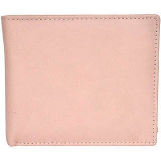 Chandair Pure Leather Pink Mens Wallet (WL-NW-017)