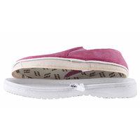 Trendy Aura Women's Convertible Zipper Shoes Only Top (