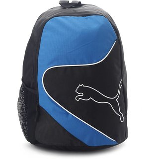 Puma Power Cat Blue Backpack