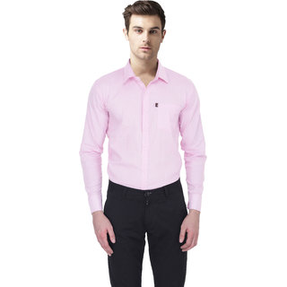 Blue Origin BL Pink Shirt For Men