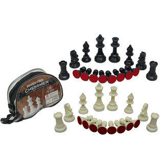 Ten Star Chess Coin (Maestro)