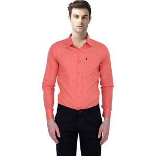 Blue Origin BL Tomato Red Shirt For Men