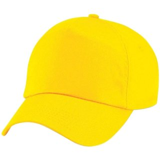 ef9e3902740 Tahiro Yellow Cotton Casual Cap - Pack Of 1