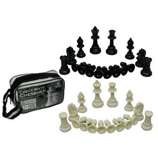 Ten Star Chess Coin (Check Mate)
