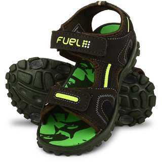 outlet 2014 new free shipping limited edition Fuel Boys & Girls Velcro Sports Sandals vqpbbUbGOG