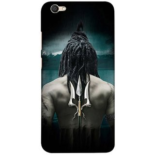 RIE Printed Hard Back Cover for Vivo Y55L -0319