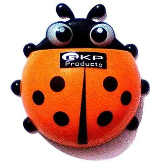 Lady Bug Bathroom Wall Suction Toothbrush Holder   Suction Cup Cartoon  Series Suction 141f2cdd65