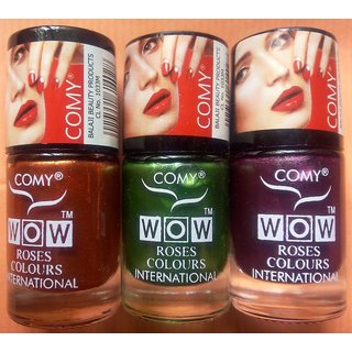Buy WOW Nail Polish, Good Quality Online - Get 17% Off