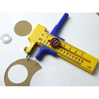 Dafa C-101 Compass Cutter For Circular Diameter 15cm Cutter Paper Cutting
