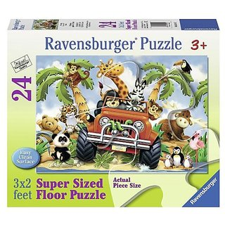 Ravensburger 4 Floor Jigsaw Puzzle (24-Piece)