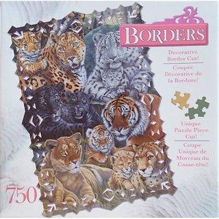 Mothers Pride Puzzle 750 Pieces With Decorative Border Cut