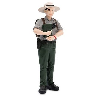 Safari Ltd. Jim the Park Ranger