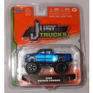 Jada Just Trucks 1:64 2006 Toyota Tundra Blue
