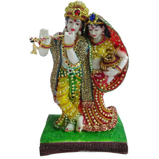 Paras Magic Beautiful  Radha Krishna Idol