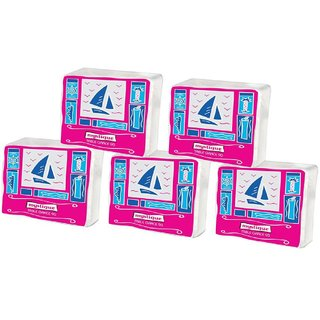 Mystique table Grace 2 Ply Napkin (90 Pcs) Pack of 5 (Total-450 Pcs)