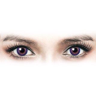 739d4479a13a Buy Diamond Eye Colour Contact Lens With Power(Blue