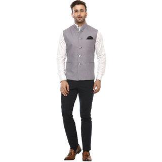 360a66e67b8 Buy Hangup Nehru Jacket For Mens Online - Get 68% Off