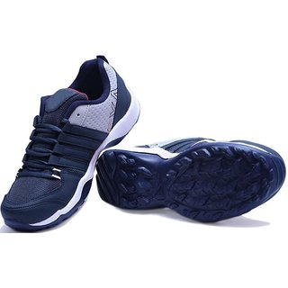 Buy Navy Blue Mens Running Shoes Online