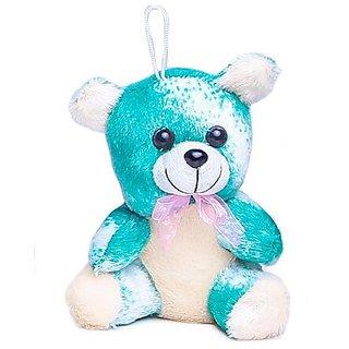 Deals India Multicolour Mini Teddy Bear (6 inches)