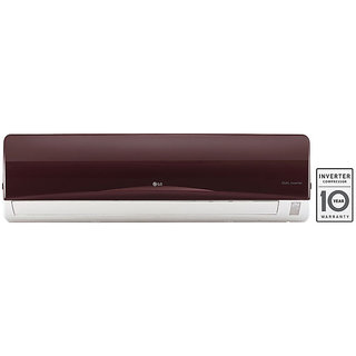 LG JS-Q12RUXA 1 Ton 3 Star Split Air Conditioner