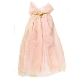 Creative Educations Gold & Pink Royal Princess Cape