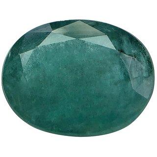 Ratna Gemstone 10.25 Carat  Natural Cirtified Panna Gemstone (Emerald)