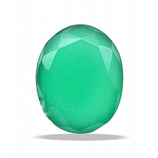Ratna Gemstone 11.25 Carat  Natural Cirtified Panna Gemstone (Emerald)
