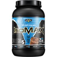 MAXLER Isomax Whey Protein Isolate, Chocolate Flavor, 2
