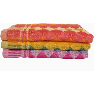 Quality Cotton Bath Towel for the Home Set of 3 Bath Towel (mc3101)