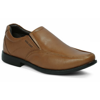 Red Chief MenS Tan Formal Leather Shoe Rc21054 006