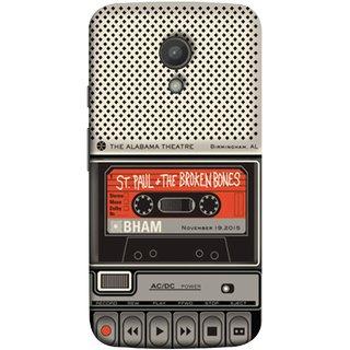 FUSON Designer Back Case Cover for Motorola Moto G2 :: Motorola Moto G (2nd Gen)  (Vintage Alabama Theatre St Paul The Broken Bones )