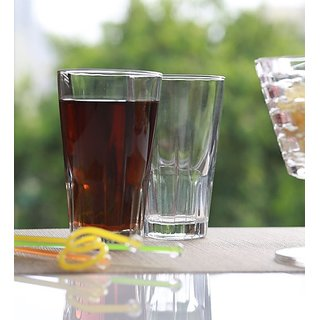 Pasabahce Temple Juice Glass Sets 370Ml