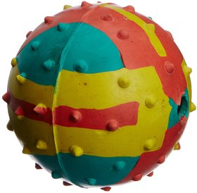 W9 Imported High Quality Pimple Bouncy Ball For Puppy (Small)