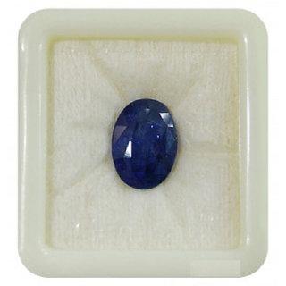 Barmunda gems Blue Sapphire Ceylon Quality NEELAM Gemstone 9.25 Ratti / 8.32 CARAT 100  ORIGINAL CERTIFIED NATURAL GEMS