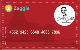 Zaggle Simply South Gift Card