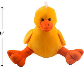 Ultra Big Duck Soft Toy Yellow 9  Inches