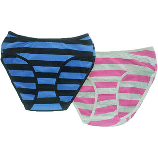 a5bc475b0b440 Buy Lovable Cotton Hipster Panty (Pack Of 2) Online   ₹299 from ShopClues