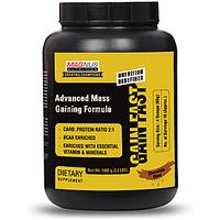Magnus Nutrition Gain Fast 1000 G (2.2 Lbs) - Vanilla B