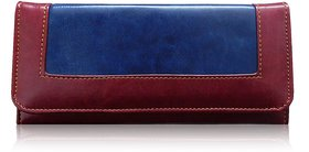 Sn Louis Maroon Women Wallet 51