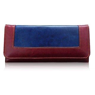 Sn Louis Maroon Women Wallet 51