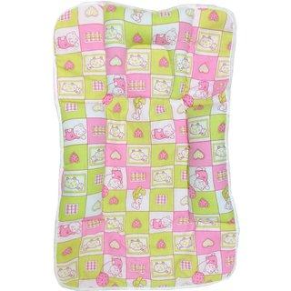 Love Baby Cotton Fix Pillow Mat -  557 Pink