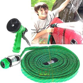 Powerful Water Spray Gun 5 Adjustment 10 Mtr Hose For Car Wash/Vehicle Cleaning Ultra High Pressure Washer