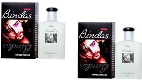 Riya Bindas perfume for men combo of 30 ml*2
