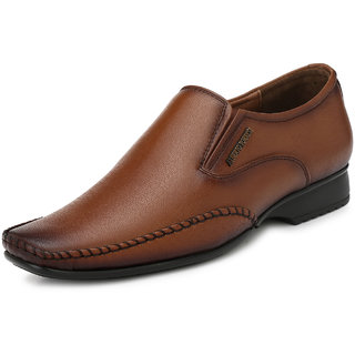 Alberto Torresi Fomate TAN Formal Shoes