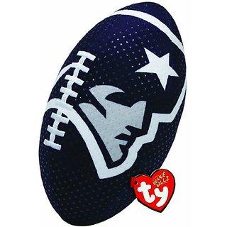 f7c9aa56f51 Buy Ty Beanie Ballz NFL RZ New England Patriots Football Plush ...
