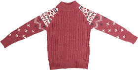 Qeboo SweaterS Of Boys Red