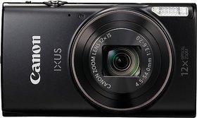 Canon IXUS 285 Point  Shoot Camera (Black 20.2 MP )