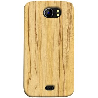 FUSON Designer Back Case Cover for Micromax Canvas 2 A110Q  :: Micromax A110Q Canvas 2 Plus :: Micromax Canvas 2 A110 (Plywood Good Quality Best Mobile Back Cover )