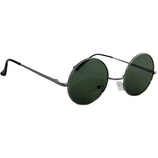 Derry Sunglasses in Vintage style In Gun Shade